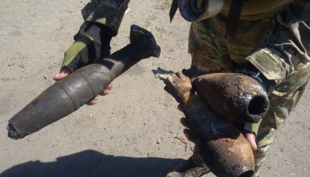 Українські військові розмінували місцевість навколо села Південного на Донеччині