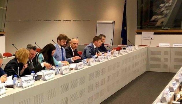 Україна та ЄС обговорили в Брюсселі питання юстиції, свободи та безпеки