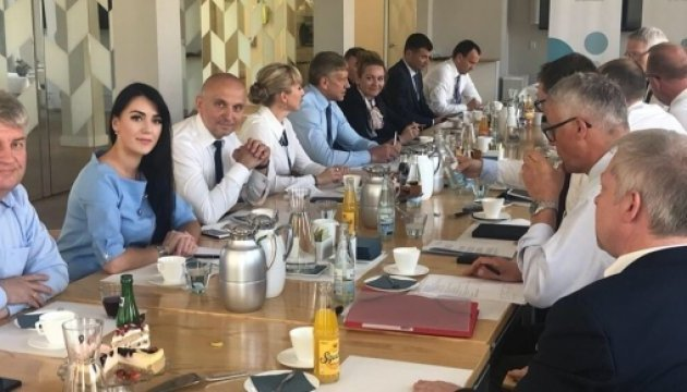 """乌克兰与丹麦加强在""""清洁""""能源领域的合作"""