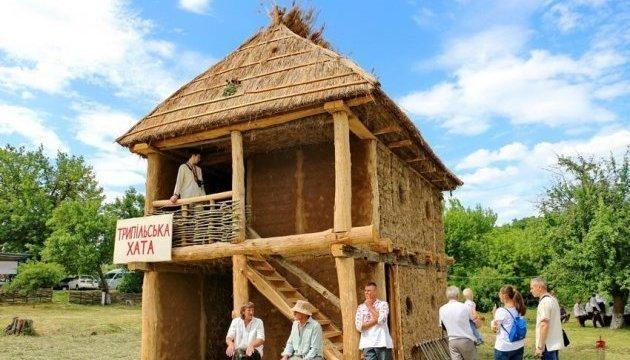 敖德萨重建特里波里文化民居