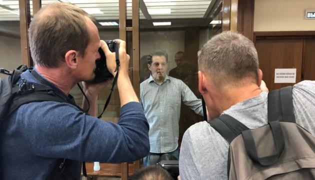 CPJ: Rusia debe liberar a Súshchenko