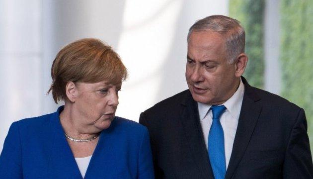 Нетаньягу звинувачує палестинців у небажанні досягти миру з Ізраїлем