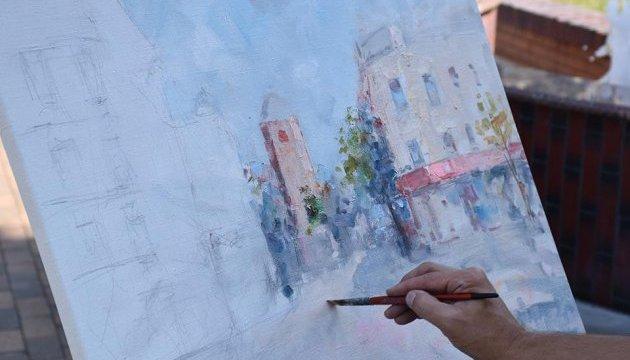В Виннице стартует международный пленэр The best artist
