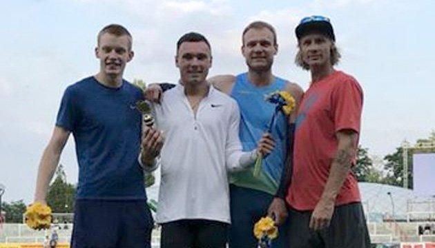 Українці здобули 3 нагороди на легкоатлетичному турнірі в Чехії