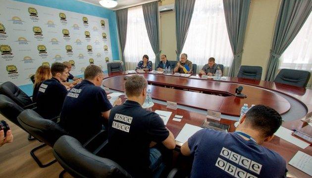Жебрівський просить допомоги ОБСЄ у розведенні сил біля Донецької фільтрувальної