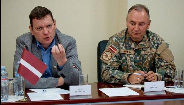 Посол Латвии обсудил на Донетчине вопросы сотрудничества с регионом