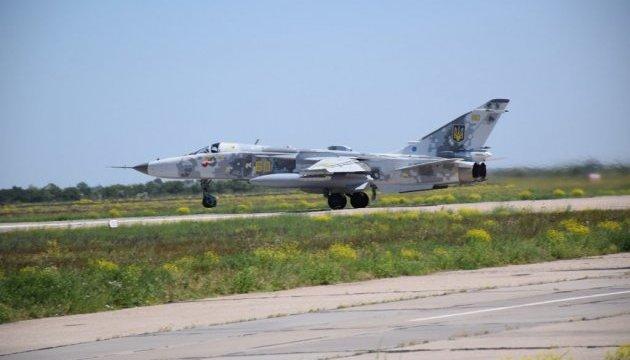Армия получила еще один отремонтированный самолет-разведчик Су-24МР