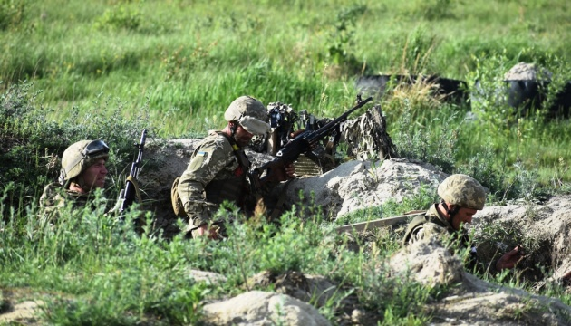 Militants violated ceasefire in eastern Ukraine 27 times in last day