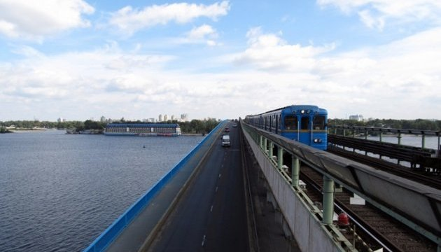 Капремонт столичного мосту Метро обіцяють наступного року