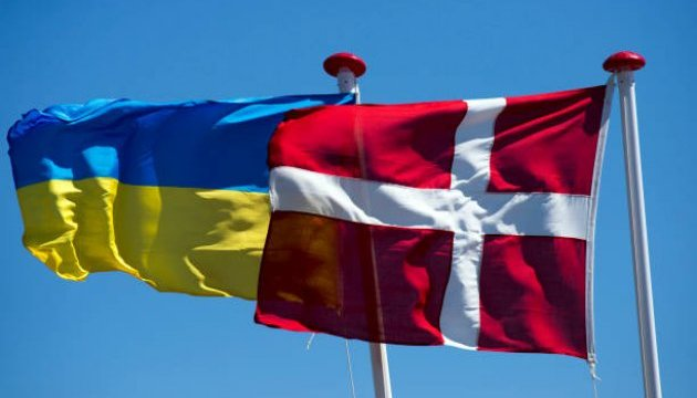 Ucrania y Dinamarca tienen una gama amplia de áreas para la cooperación