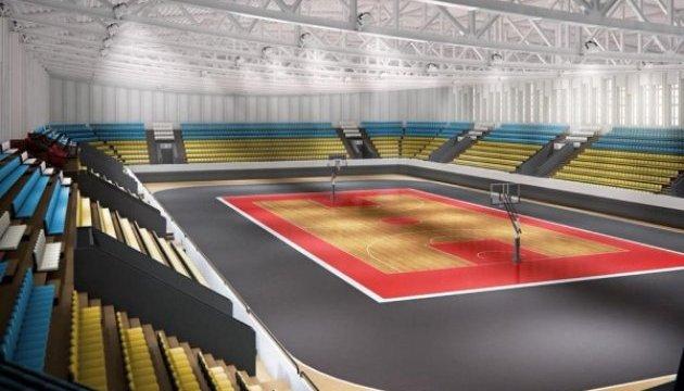 Шість міст України отримають бюджетні кошти для будівництва палаців спорту