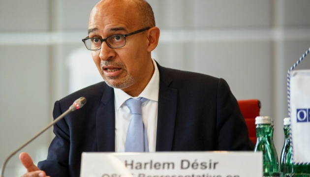 Представник ОБСЄ з питань свободи ЗМІ шокований вбивством Комарова