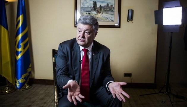 Poroschenko: Russland gibt Milliarden für Einfluss auf die Welt aus