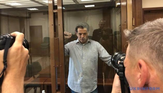 Політв'язень Сущенко розповів про своє здоров'я і побут