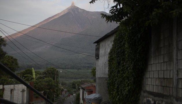 У Гватемалі сталося нове виверження вулкана, загиблих вже 72