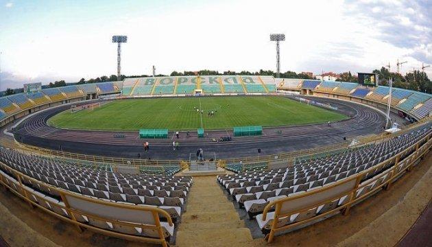 «Ворскла» розпочала реконструкцію стадіону перед Лігою Європи