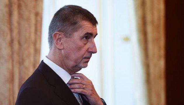 У Чехії пройшли протести проти призначення Бабиша прем'єром