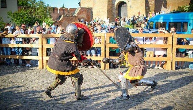 Луцк вернется в средневековье на