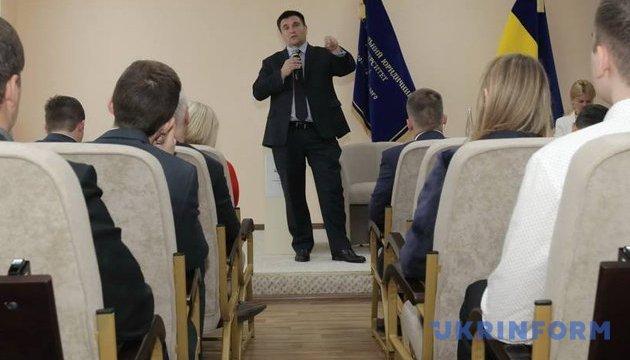 Україна подасть завершений позов проти Росії - Клімкін