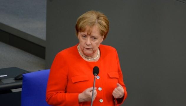 ЕС решительно настроен сохранить санкции против России - Меркель