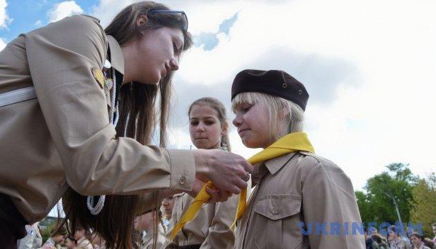 На Житомирщині влітку працюватимуть три скаутські табори