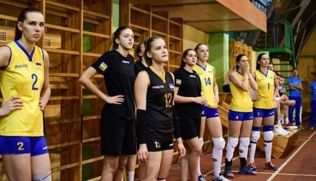 Волейбол: Украина проиграла Азербайджану в