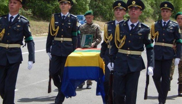 Білорусі на перепоховання передали останки воїна-прикордонника Другої світової