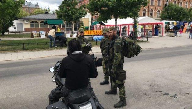 Швеція розширить контроль за своїми кордонами