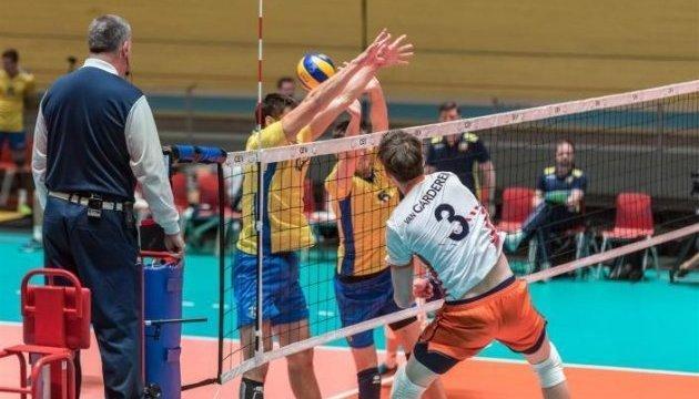 Волейболісти України завершили виступ у Євролізі перемогою над Туреччиною