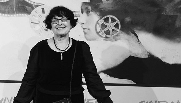 Ukrainian film director Kira Muratova dies at 83