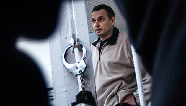 Amnesty International calls on Russia to free Sentsov