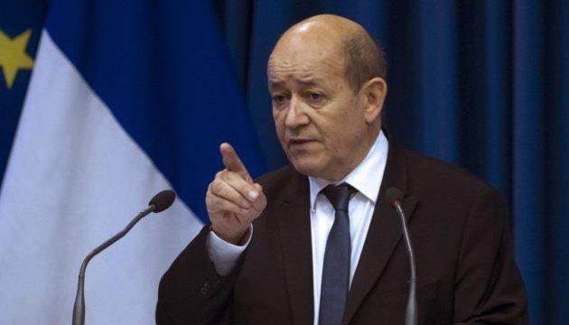 Francia declara la imposibilidad de un rápido levantamiento de las sanciones impuestas a Rusia