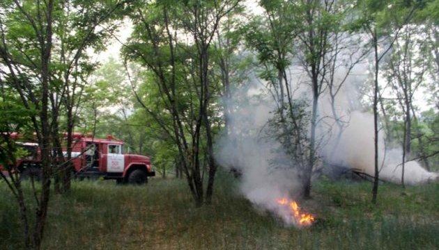 В Україні попереджають про пожежну небезпеку найвищого рівня