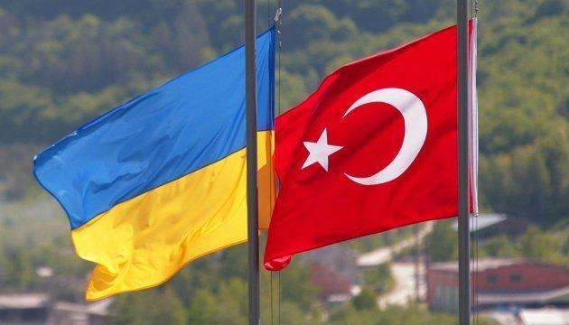 Außenminister Pawlo Klimkin besucht die Türkei