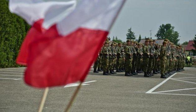 Польські військові поки залишатимуться в Іраку