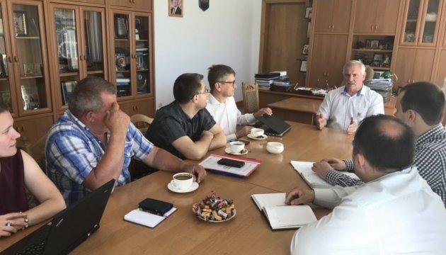 У Нововолинську обговорили об'єднання із сусідніми сільрадами