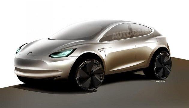 Маск показав компактну Tesla