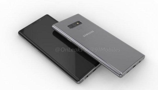 В сеть слили изображения нового флагмана от Samsung