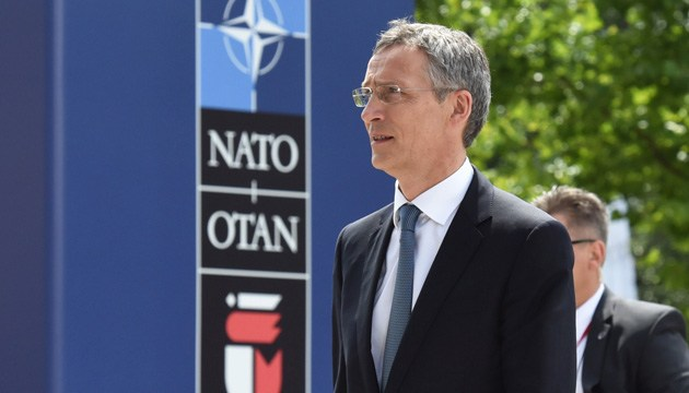 NATO's open door policy relevant for Ukraine - Stoltenberg