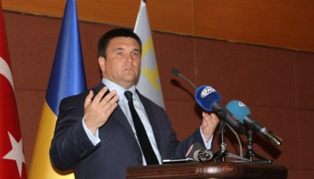 Ukraine submits memo against Russia to ICJ - Klimkin