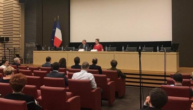 Інформвійна РФ проти України має на меті ліквідацію державності - посол у Франції