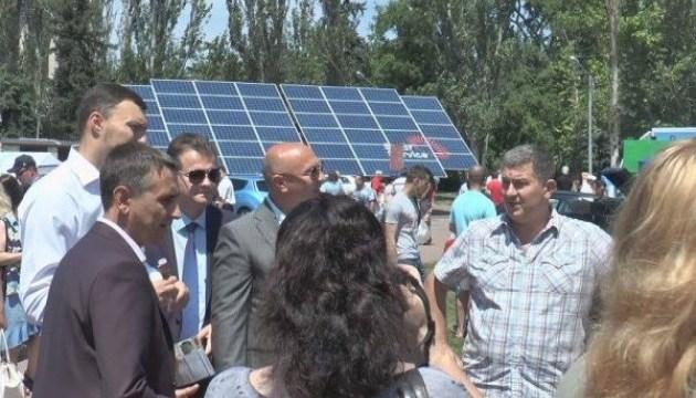 Форум альтернативної енергетики розпочався в Миколаєві