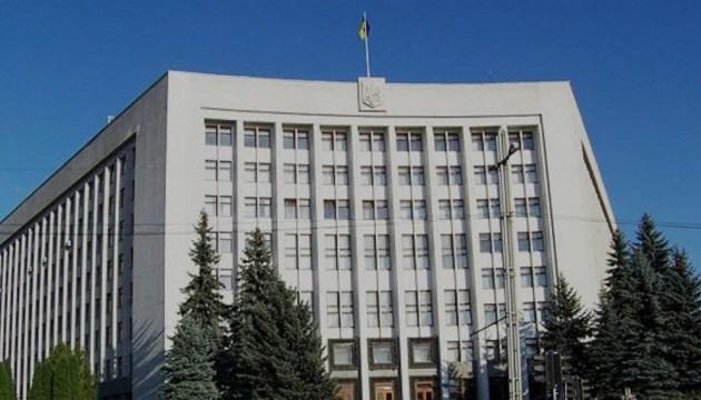 Жители семи сел протестуют против ОТГ с Тернополем