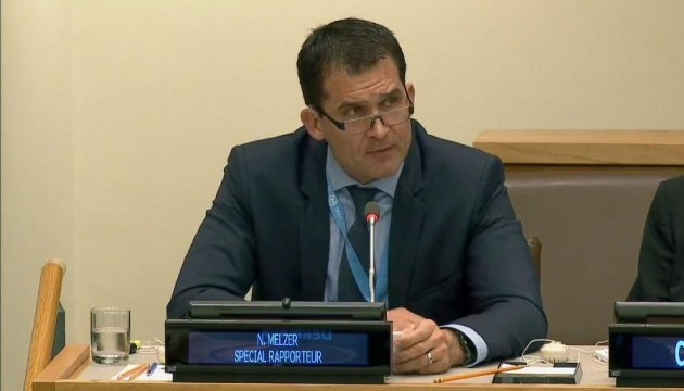 UN rapporteur: Cases of torture have decreased significantly in Ukraine