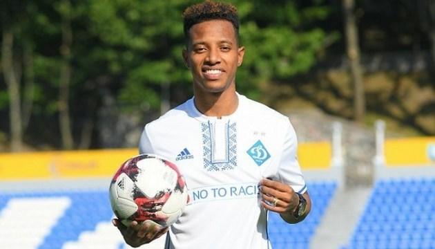 Бразильский полузащитник Че Че перешел в «Динамо»