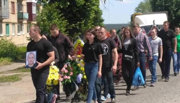 В Эсхаре похоронили погибшего активиста