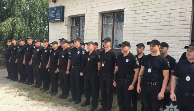 На Херсонщині до курортного сезону відкрили додаткові поліцейські станції