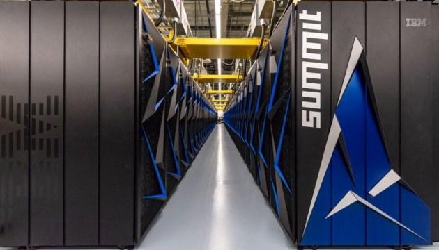 Новий суперкомп'ютер удвічі перевершив потужність попередника
