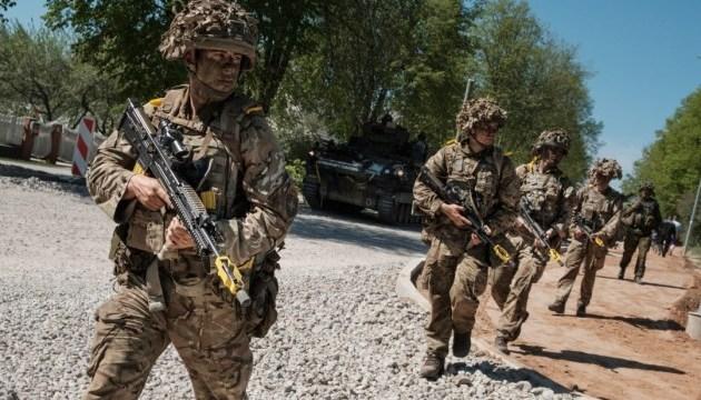 У Раді хочуть визначити порядок довгострокового перебування в Україні військ НАТО
