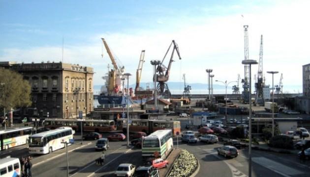 Китай стане співвласником кількох хорватських морських портів